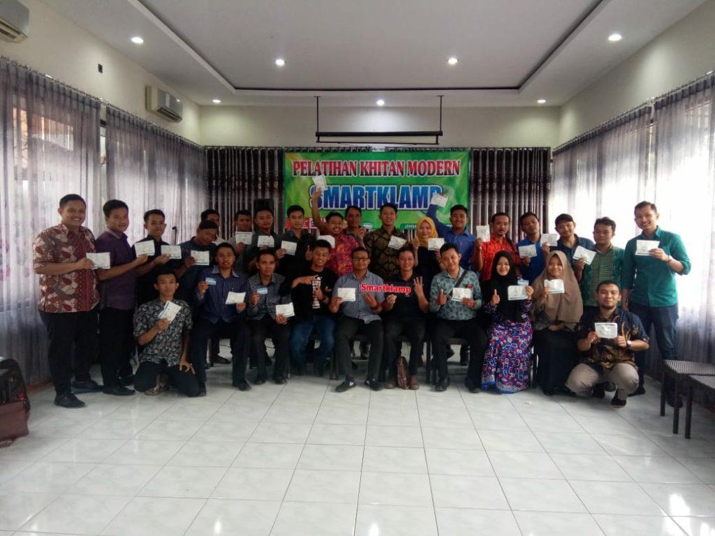 Pelatihan di Rumah Sunat Bojonegoro