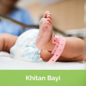 Layanan Sunat Bayi di Rumah Sunat Bojonegoro